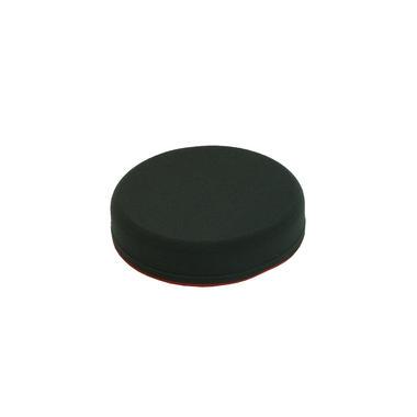 Car Cleaning 130mm Soft Black Velcro Polishing Cutting Detailing Mop Head x 3 Thumbnail 2
