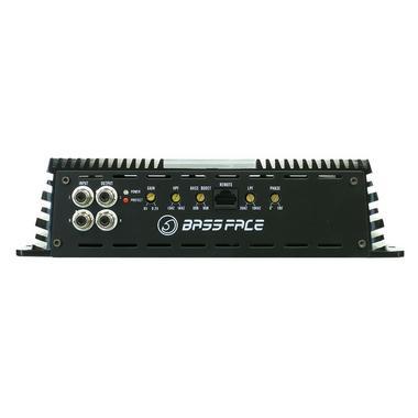 Bassface XDB1.1FR 2470w 1Ohm Class D Monoblock Car Sub Bass SPL Amp Full Range Thumbnail 3