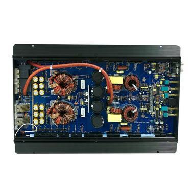 Bassface XDB1.1FR 2470w 1Ohm Class D Monoblock Car Sub Bass SPL Amp Full Range Thumbnail 5