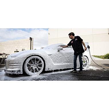 Poorboys PB-SSF Car Detailing Cleaning Snow Foam Pre Shampoo Slick 946ml Thumbnail 3
