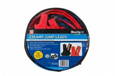 Bluespot 45830 220 Amp Car Automotive Jump Leads Thumbnail 3