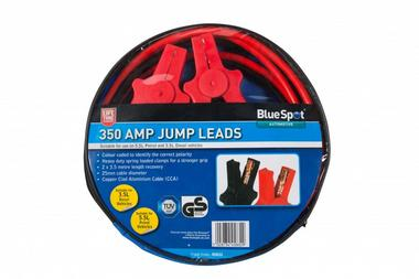 Bluespot 45832 350 Amp Car Automotive Jump Leads Thumbnail 3