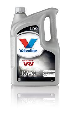 Valvoline 873339 VR1 Racing SAE 10W-60 Ford GM Fiat Car Engine Oil 5l