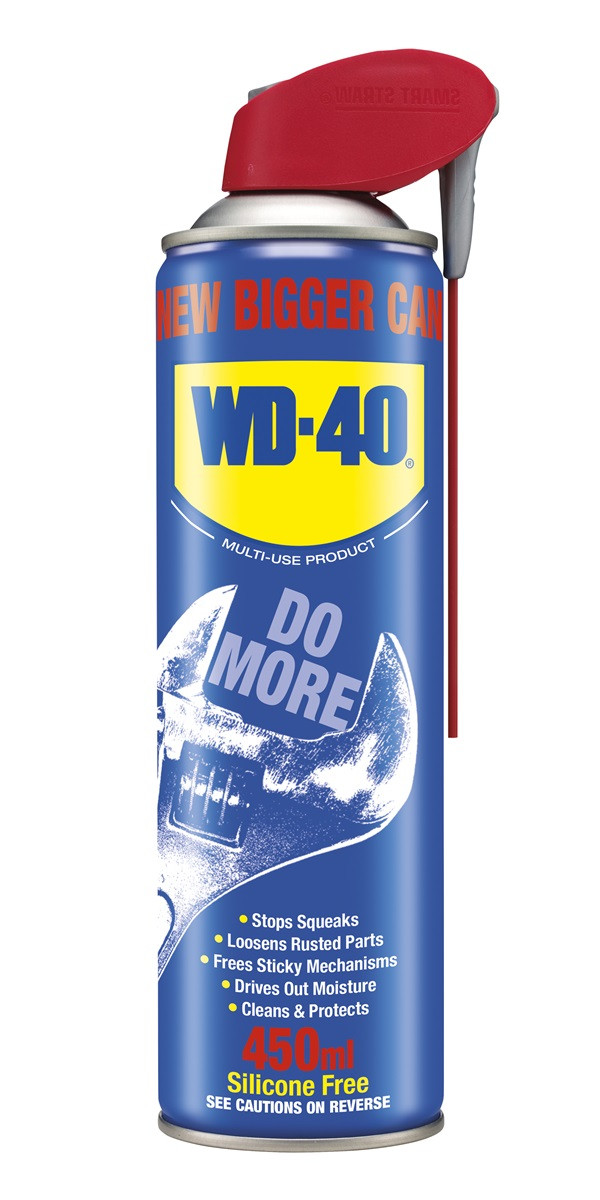 WD40 44237/88 Cleaning Lubricant Pentration Corrosion Resistant Fluid 450ml