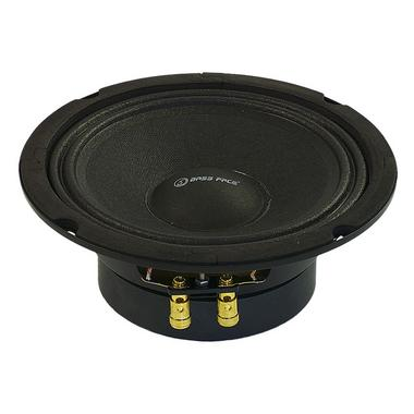 "Bassface PAW6.1 320w 6.5"" 17cm 8Ohm Mid Woofers Midbass Drivers SQ Speakers Pair Thumbnail 1"
