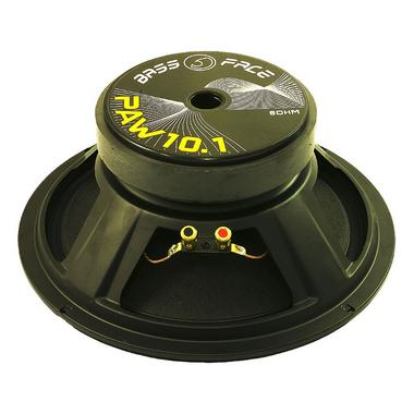 "Bassface PAW10.1 800w 10"" 26cm 8Ohm Midrange Midbass Drivers SQ Speakers Pair Thumbnail 4"