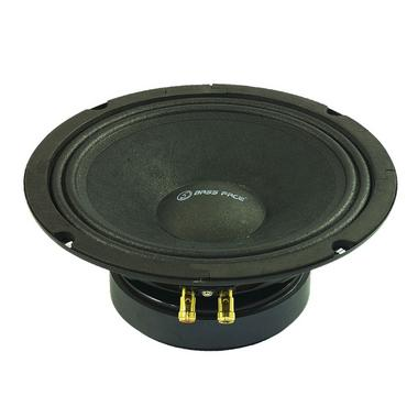 "Bassface PAW8.1 400w 8"" 20cm 8Ohm Mid Woofers Midbass Drivers SQ Speakers Pair Thumbnail 1"