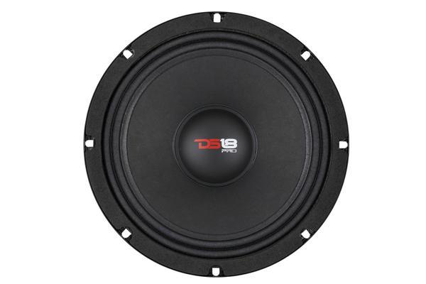 "DS18 PRO-MF6 Car Pro Audio 800 Watts 6.5"" Inch Midbass Speakers Thumbnail 3"
