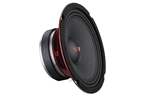 "DS18 PRO-X6M Car Pro Audio 900 Watts 6"" Inch Midranges Loud Speakers Thumbnail 3"