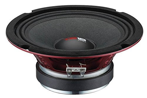 "DS18 PRO-X6M Car Pro Audio 900 Watts 6"" Inch Midranges Loud Speakers Thumbnail 2"