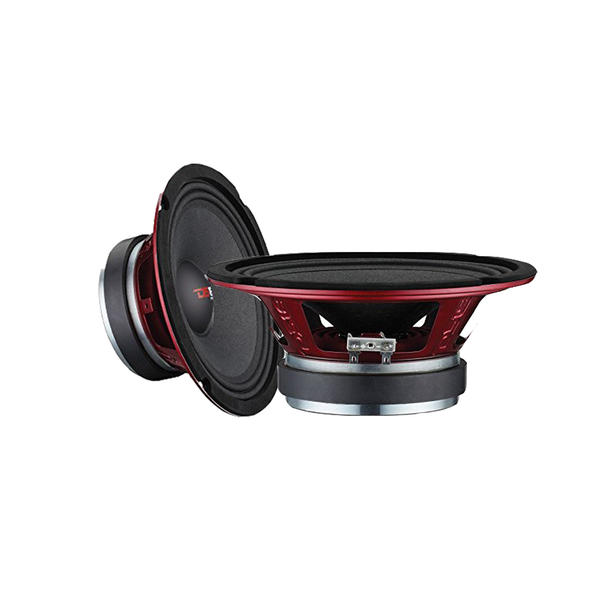 "DS18 PRO-X6MSE Car Pro Audio 900 Watts 6"" Inch Midranges Loud Speakers Thumbnail 1"