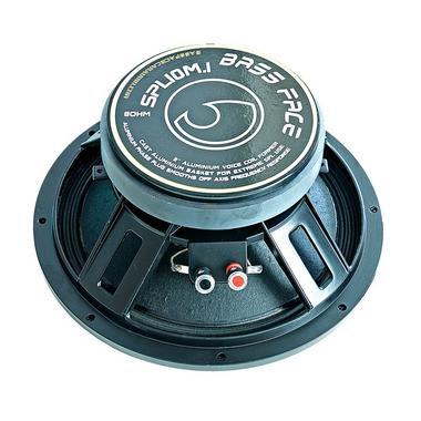 "Bassface SPL10M.1s 1600w 10"" 25cm 8Ohm Midrange Midbass Drivers SPL Speakers Pair Thumbnail 3"