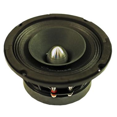 "Bassface SPL6M.4 6.5"" 16.5cm 600w 4Ohm Midbass Drivers Car Speakers SQ SPL Pair Thumbnail 5"