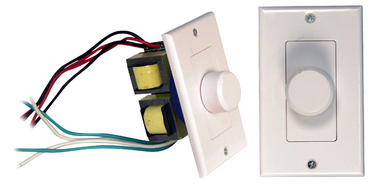 Pyle In Wall Mount Rotary Amplifier Speaker Volume Control Switch With Wall Fixing Thumbnail 3
