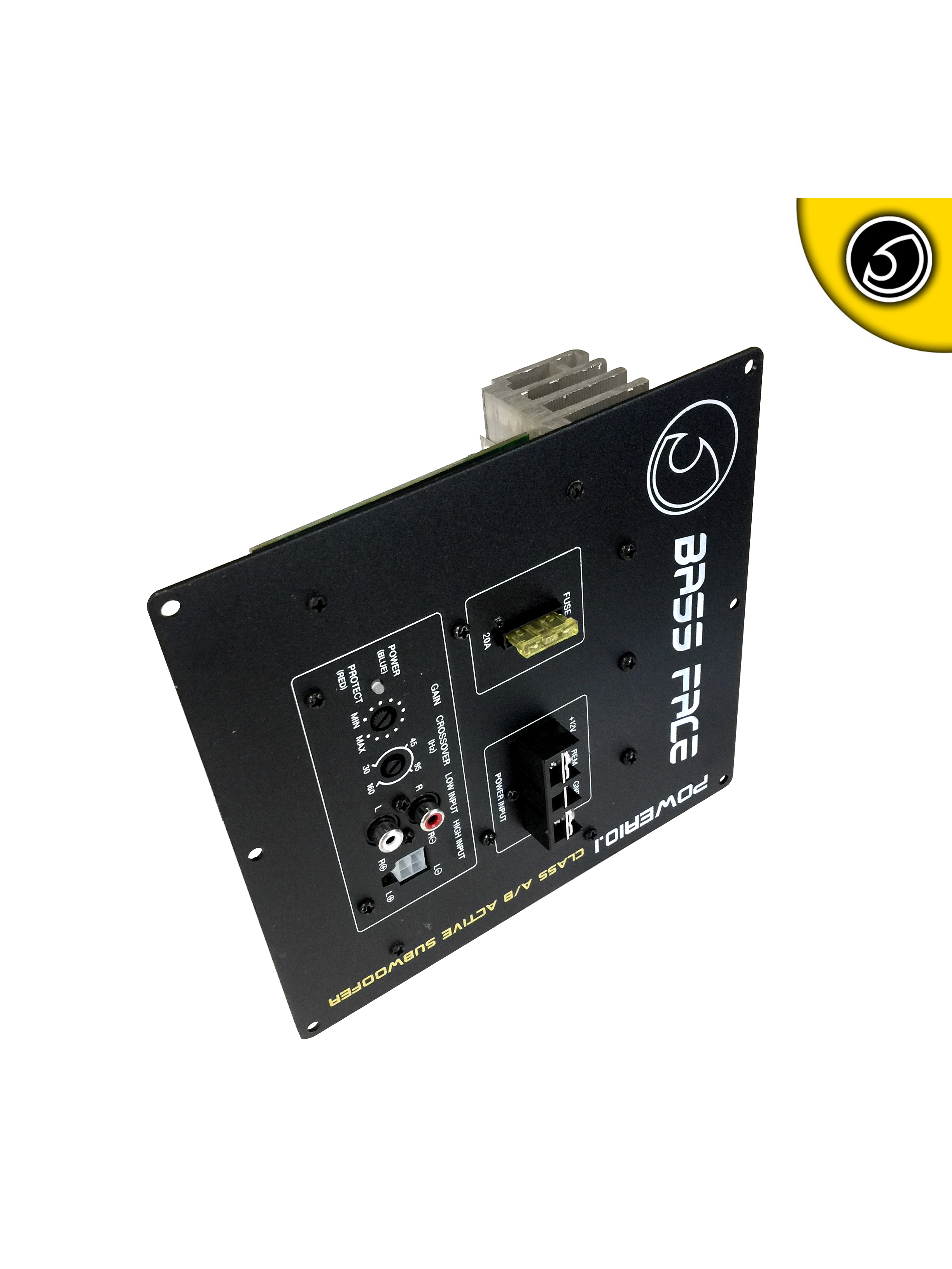 Thompsons Ltd Bassface Power101a Replacement Amplifier For Activebass Wiring Pickups Power101 Active Bass Box