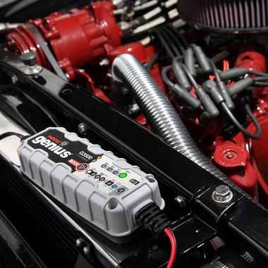 NOCO Genius G3500 6V 12V 3.5A UltraSafe Smart Car Van Auto Battery Charger Thumbnail 4