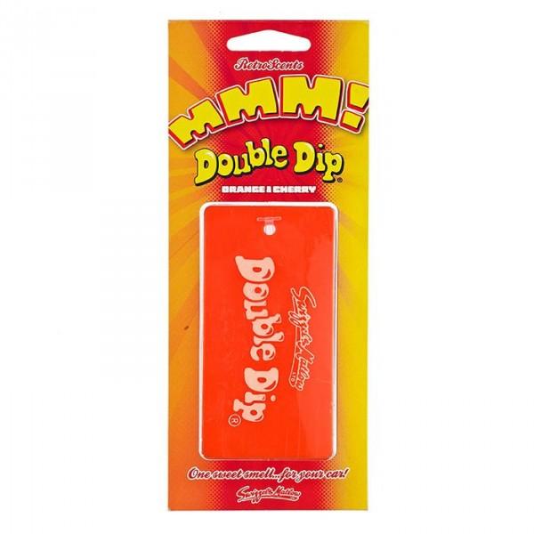 Swizzels 3D Gel Double Dip Carded Air Freshener Thumbnail 2