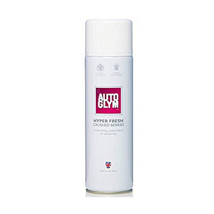 Autoglym 77CB012B Car Cleaning Freshener Hyper Fresh Crushed Berries Single