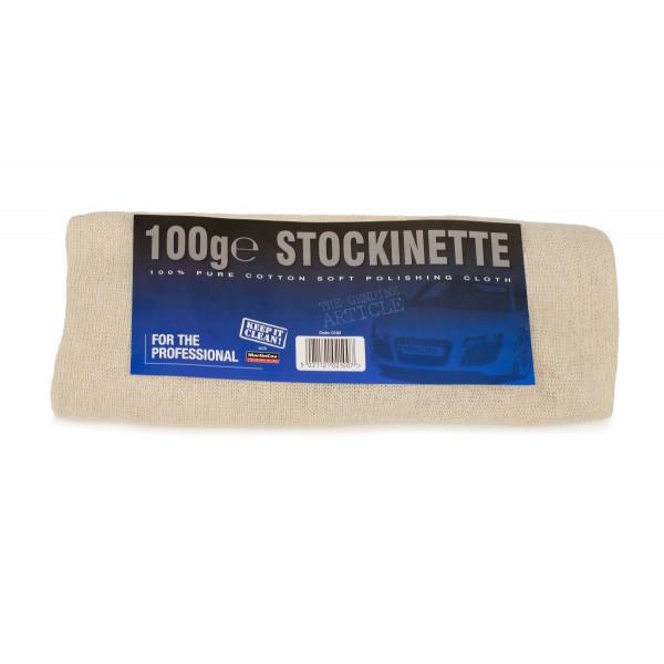 Martin Cox MCC100 Car Cleaning 100G 100% Standard Cotton Stockinette