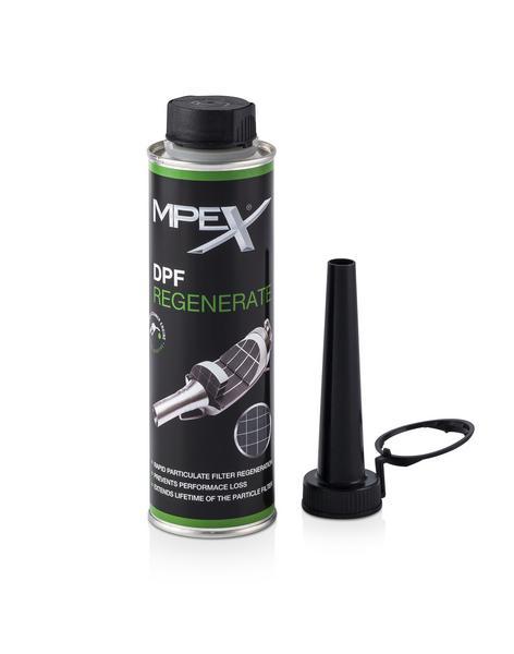 MPEX MPEXDR/S Automotive Car Van DPF Regeneration Aid 300ml Single Thumbnail 1