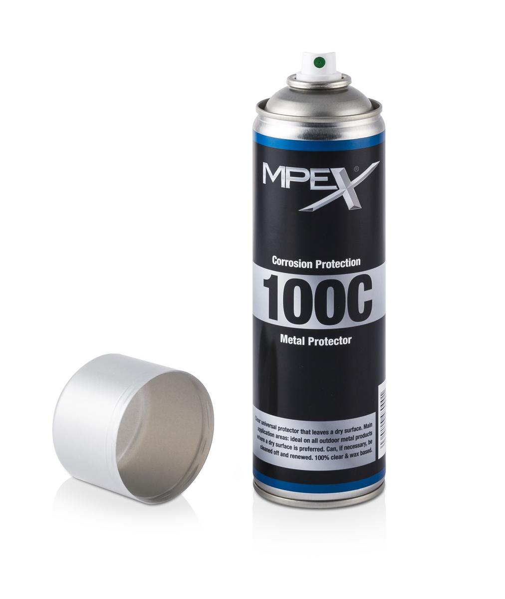 MPEX Automotive Body Work 100C Corrosion Protection 500ml Aerosol Single