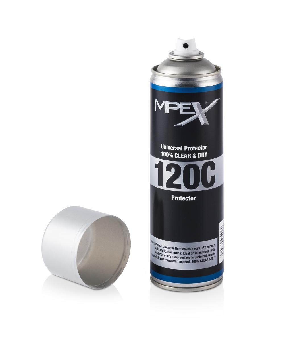 MPEX Automotive Car Van 120C Universal Protector 500ml Aerosol Single