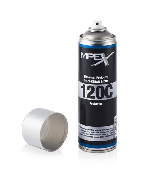 MPEX Automotive Car Van 120C Universal Protector 500ml Aerosol Single Thumbnail 1