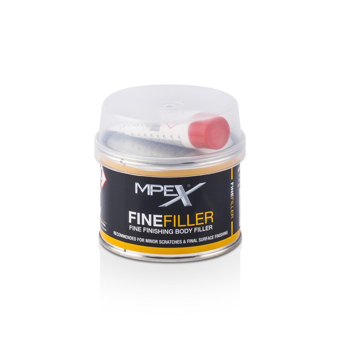 MPEX MPEXFF250G/S Automotive Body Work 250gr Gram Fine Filler Single