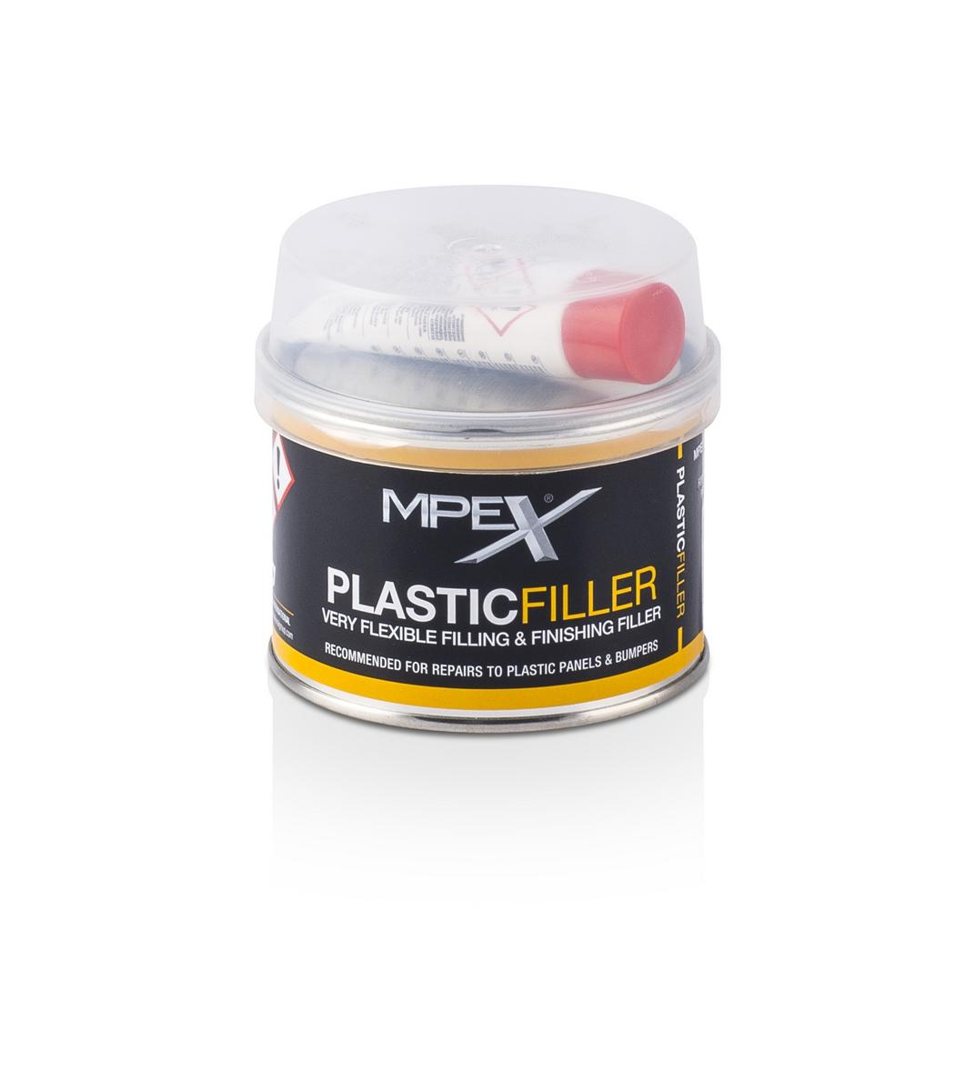MPEX MPEXPF250G/S Automotive Body Work 250gr Gram Plastic Filler Single