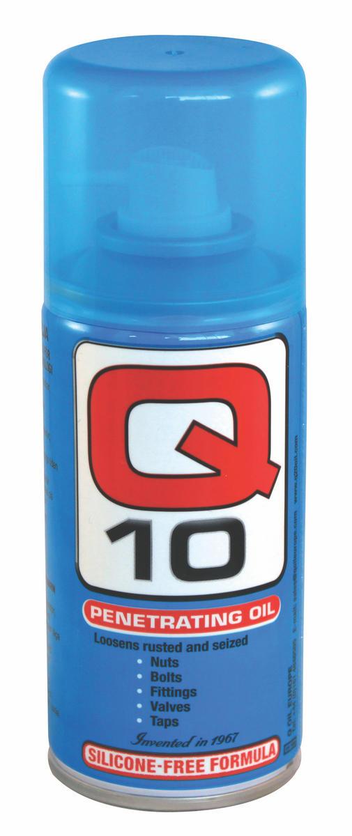 Q Oil Q10150/S Industrial Automotive Q10 Penetrant 150ml Single