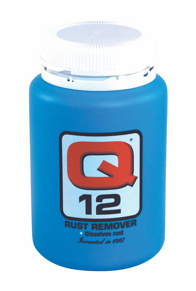 Q Oil Q12200/S Industrial Automotive Q12 Rust Remover 200ml Single Thumbnail 1