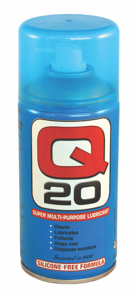 Q Oil Q20150/S Industrial Automotive Q20 Multi-Purpose 150ml Single Thumbnail 1
