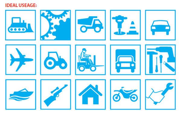 Q Oil Q20300/S Industrial Automotive Q20 Multi-Purpose 300ml Single Thumbnail 2