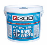 Q Oil Q300/S Industrial Automotive Q300 Hand Wipes Single
