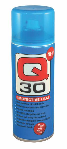 Q Oil Q30400/S Industrial Automotive Q30 Super Protective Film 400ml Single Thumbnail 1