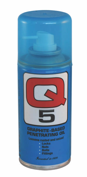 Q Oil Q5150/S Industrial Automotive Q5 gr Gramaphite 150ml Single Thumbnail 1