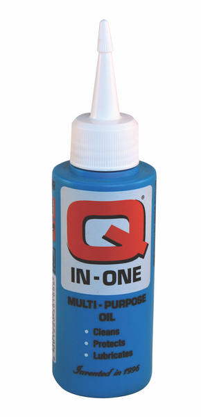 Q Oil QIN1100/S QIN1 All in One Lubricant Oil 100ml Single Thumbnail 1