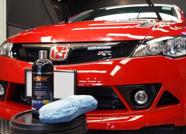 Roar ROAR811-10 Car Cleaning Detailing Wash and Gloss 1L Litre Thumbnail 3