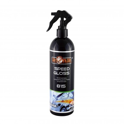 Roar ROAR815-05 Car Cleaning Detailing Speed Gloss 500ml Thumbnail 1