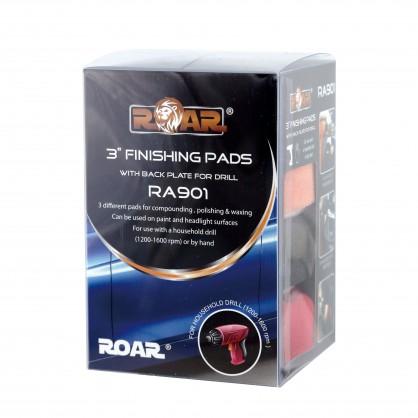 Roar ROARRA901 Car Cleaning Detailing Polishing Pad For Drills Thumbnail 1
