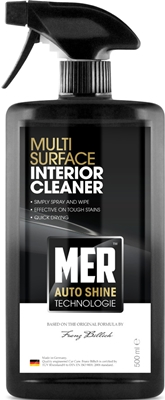 Mer MASIC5 Car Cleaning Detail 836 Multi Surface Interior Cleaner Single 500ml