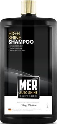 Mer MASSH1 Car Cleaning Detailing 775 High Shine Shampoo Single 1 Litre