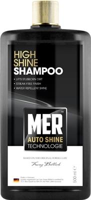 Mer MASSH5 Car Cleaning Detailing 751 High Shine Shampoo Single 500ml Thumbnail 1