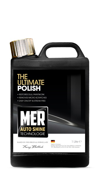 Mer MASUP1 Car Cleaning Detailing 737 Ultimate Shine Polish Single 1 Litre