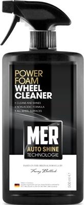 Mer MASWC5 Car Cleaning Detailing 812 Power Foam Wheel Cleaner Single 500ml