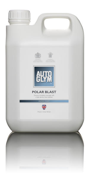 Autoglym 2.5 Litre Car Cleaning Detailing Polar Blast Snow Shampoo Thumbnail 1