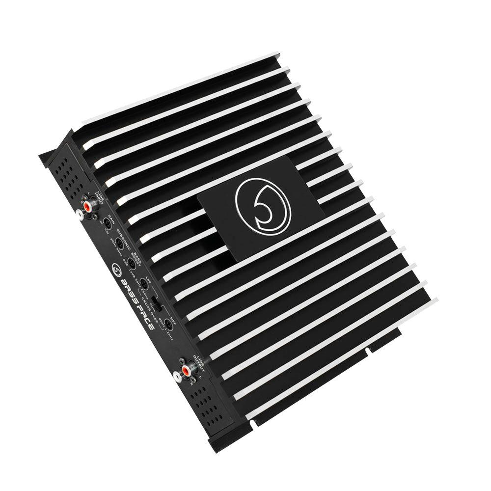 Bassface DB2.1 800w 2/1 Channel Bridgeable Car Speaker Stereo Amplifier DEMO