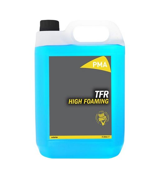 PMA FTFR5 Car Cleaning Detailing 5 Litre High Foaming Tfr Thumbnail 1