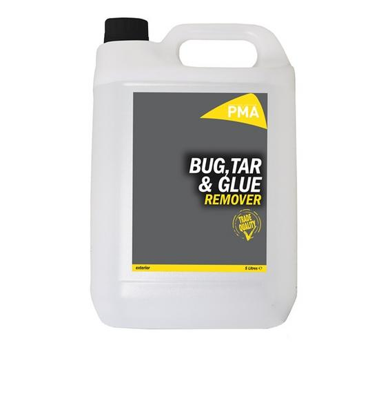 PMA TAR5 Car Cleaning Detailing 5 Litre Bug & Tar Remover Thumbnail 1