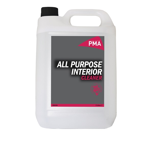 PMA INT5 Car Cleaning Detailing 5 Litre All Performance Interior Cleaner